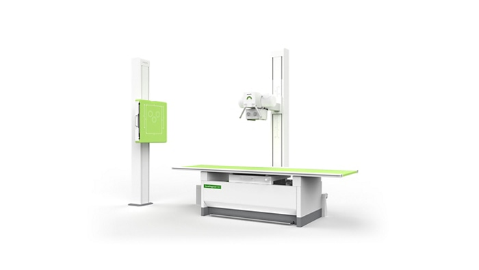 Radiography equipment, DuraDiagnost