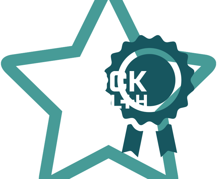 Logo of Rock Health in recognition of Philips Ventures award.