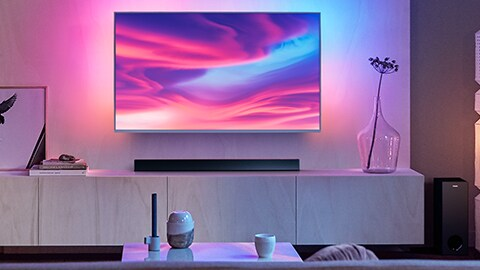Philips soundbar, Dolby Atmos