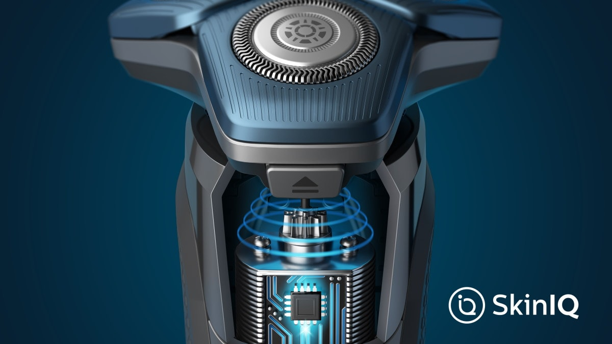 Philips Shaver Series 7000 GentlePrecision pengék